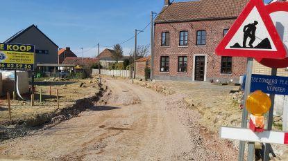 Werken in Hauthem stilgelegd