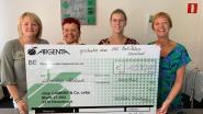Herenthoutse huishoudhulpen schenken cheque ter waarde van 1590 euro aan Levensloop