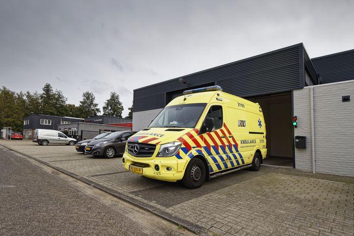 ambulancepost berlicum