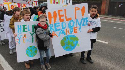 Ook Asse krijgt een klimaatmars: Leerlingen Vijverbeek stappen vrijdag van Boekfos naar Gemeenteplein voor extra maatregelen