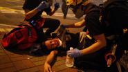 Opnieuw duizenden mensen op straat tegen regering in Hongkong: politie zet traangas in