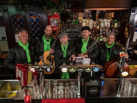 'Music heals' drijft Flevolandse band op leeftijd