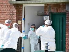 Groot onderzoek bij woning Frambozenstraat waar vermoedelijk vrouw om het leven werd gebracht