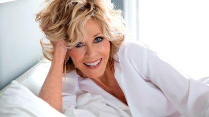 Jane Fonda opgenomen in Women's Hall of Fame