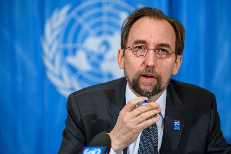 Zeid Ra'ad Al Hussein.