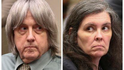 Amerikaans horrorkoppel dat hun 13 kinderen gevangen hield, pleit schuldig