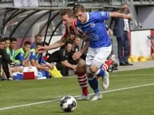 LIVE | FC Den Bosch met man minder wel op gelijke hoogte met Almere City