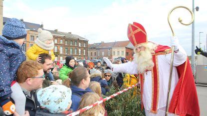 Sinterklaas komt naar Heldenland
