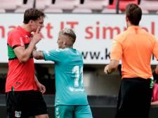 Verdediger Josef Kvida: clublied NEC is hem op het lijf geschreven