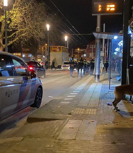 Grimmig knallend vuurwerkprotest in Arnhemse volkswijk Geitenkamp: 'Het was hartstikke gezellig'