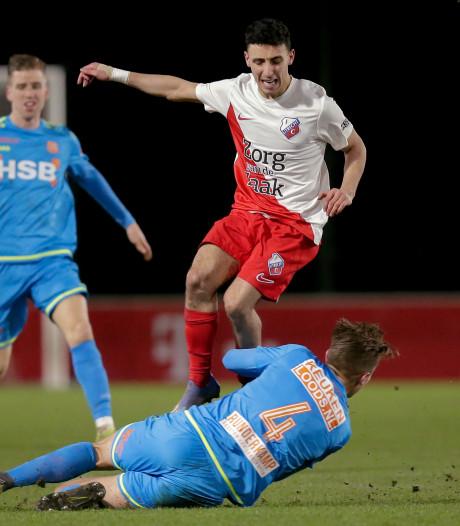 Promotiekansen FC Volendam lopen deuk op in Utrecht