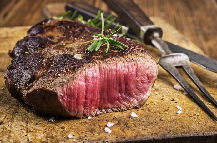 Rood vlees eten lijkt minder slecht dan lange tijd gedacht.