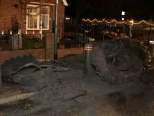 Schrik zit er na brand goed in bij omwonenden Waardenburg: 'Dit is geen geintje meer'