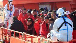 2019 nog maar twee dagen bezig, maar Spaanse kustwacht redde al 325 bootvluchtelingen