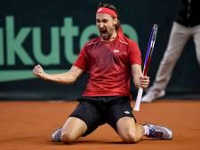 Roland-Garros: Ruben Bemelmans à une marche du tableau final