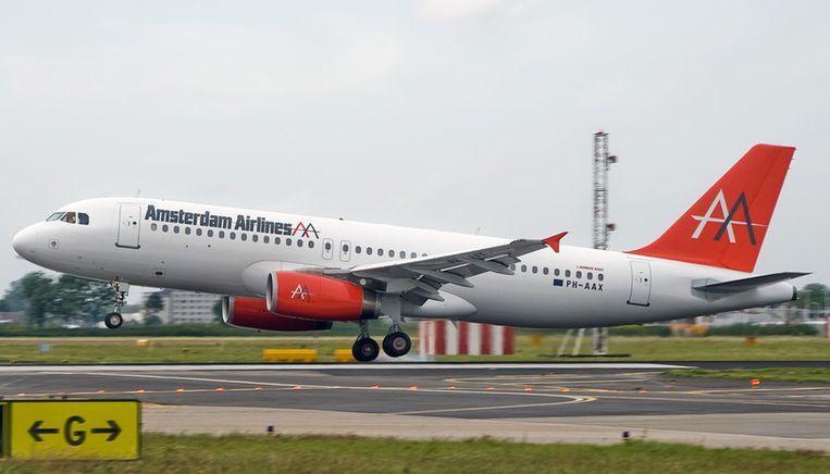 © Amsterdam Airlines Beeld