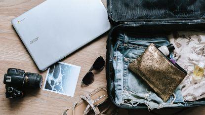 Vijf onmisbare gadgets voor in de reiskoffer