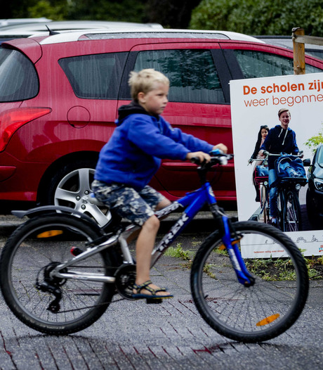 Oproep aan ouders: Oefen de fietsroute met je kind