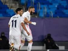 Le choc a tenu toutes ses promesses: le Real Madrid arrache une victoire primordiale face à l'Inter