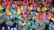 Ruim 400 koninglopers trekken carnaval op gang