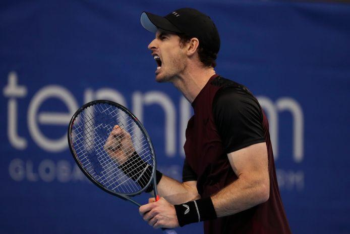 Un titre qui va faire un bien fou à Andy Murray