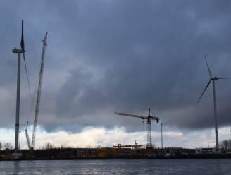 Derde keer echt goede keer voor tweehonderdmeterhoge windmolen langs kanaal Gent-Terneuzen