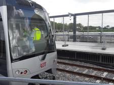 Metro rijdt voor het eerst naar Hoek van Holland