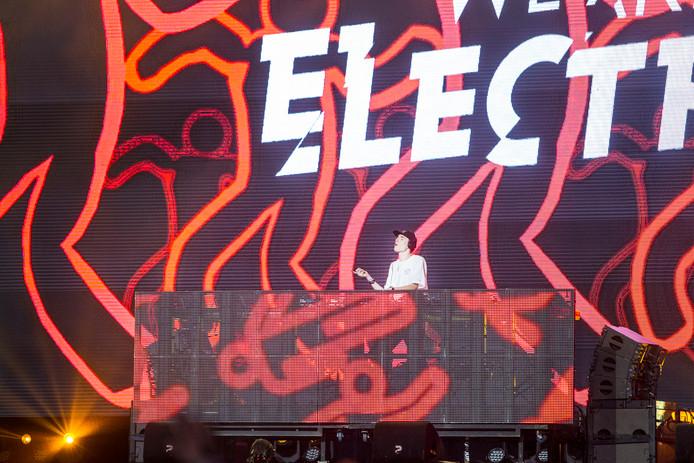 Lost Frequencies is de vervangende act op We Are Electric in Boxtel.