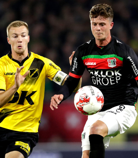 Samenvatting   NAC Breda - NEC