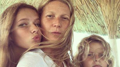 """Gwyneth Paltrow: """"Ik ben bang dat ik mijn kinderen in de steek heb gelaten"""""""