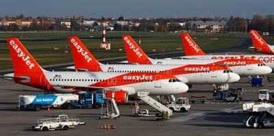 Easyjet compenseert als eerste Europese luchtvaartmaatschappij CO2-uitstoot