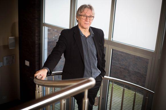 Burgemeester Huub Boers van Voeren geeft over 2 jaar de fakkel door aan Joris Gaens.