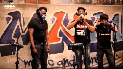 """""""F*ck die zionisten"""": MNM trekt stekker uit optreden van jonge rapper, maar die filmt de daaropvolgende discussie"""