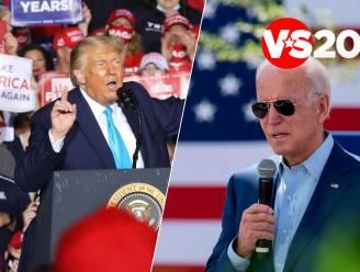 """VERKIEZINGSBLOG. Biden wil nog niet zeggen of hij meer opperrechters wil - Trump noemt Kamala Harris """"monster"""""""