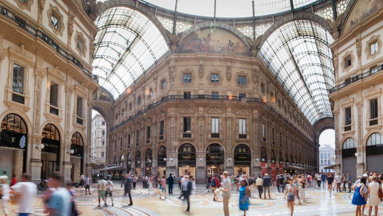 De samenwerking zou voor Amsterdamse bedrijven een kans zijn om netwerken in de mode-industrie van Milaan aan te boren Beeld Mike Beales via Flickr