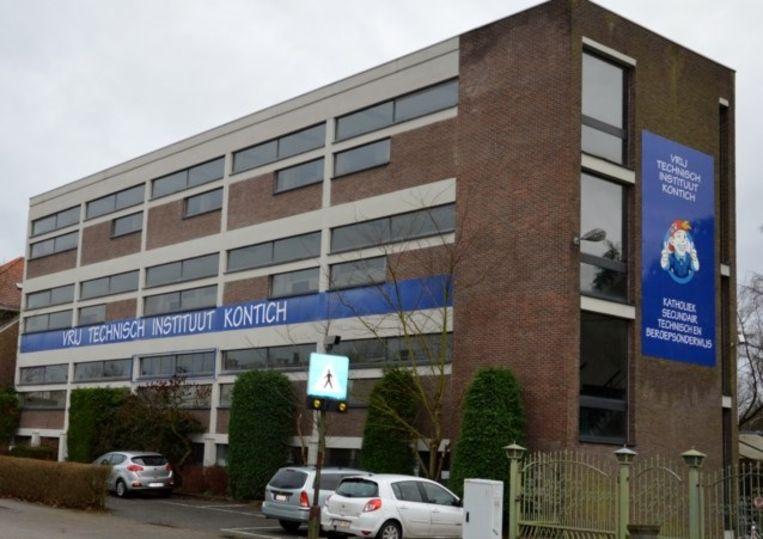In het VTI in Kontich kan je nu ook Techniek-Wetenschappen volgen.