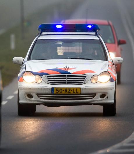 Politie achtervolgt asociale bestuurder van Zwijndrecht tot over de grens