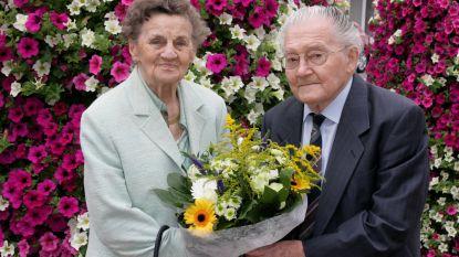 Georges en Lydie vieren 65ste huwelijksverjaardag