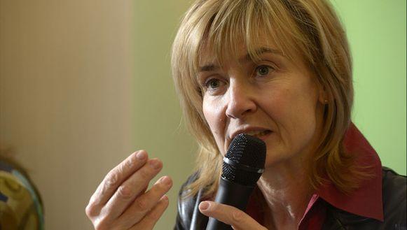 Burgemeester Françoise Schepmans