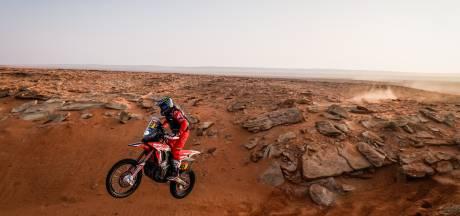 Benavides profiteert optimaal en neemt voorschot op winst Dakar