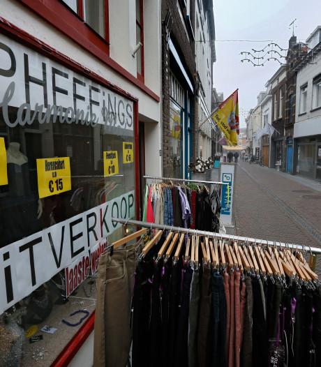 Partijen willen actie tegen leegstand in Tielse binnenstad