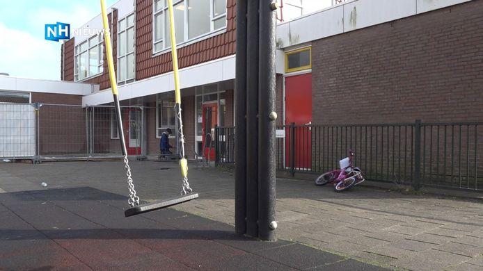 Schoolplein schoo