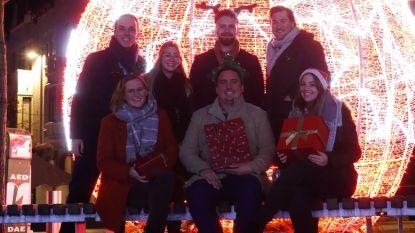 Jong CD&V Roeselare zamelt kerstcadeautjes in voor kinderen die het minder breed hebben