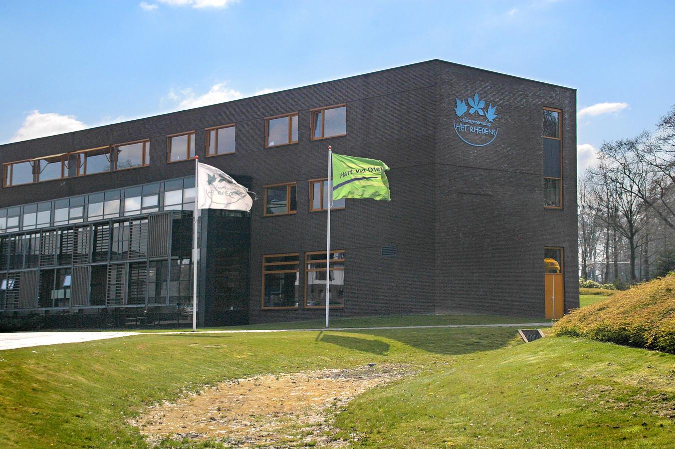 Het Rhedens op archiefbeeld.