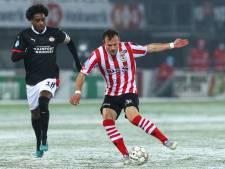 LIVE | Mauro Júnior kopt PSV op gelijke hoogte, vroege wissel Sparta