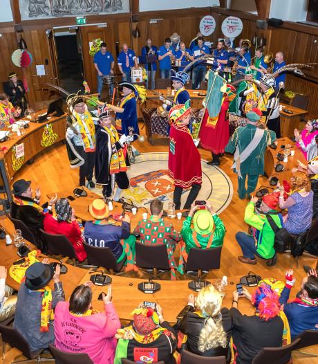 Carnavalsraad Breda: de raad op de hak genomen