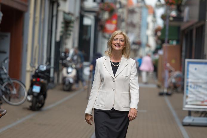 Burgemeester Reinie Melissant verhuist in augustus naar Gorinchem.