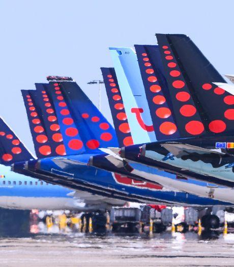 Brussels Airlines reporte l'extension de son plan de vol
