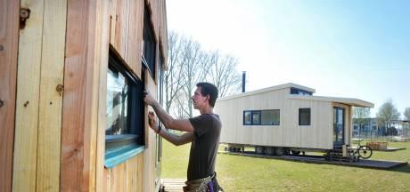 Streep door burgerinitiatief voor tiny houses aan Oudendijk
