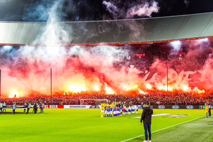 Feyenoord - Young Boys.